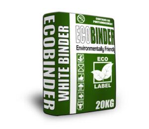 EcoBinder White